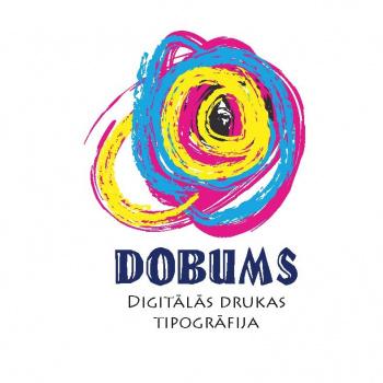 Digitālā druka - tipogrāfija DOBUMS