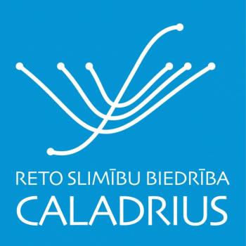 Reto slimību biedrība Caladrius