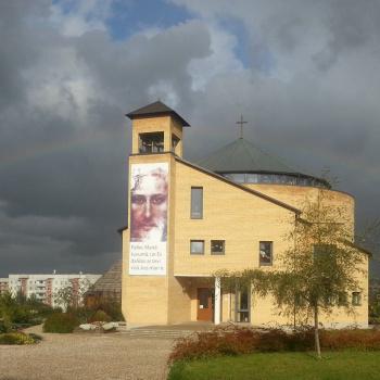 Saldus Romas katoļu baznīca