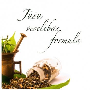 Jūsu veselības formula