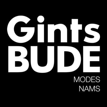 Gints BUDE modes nams