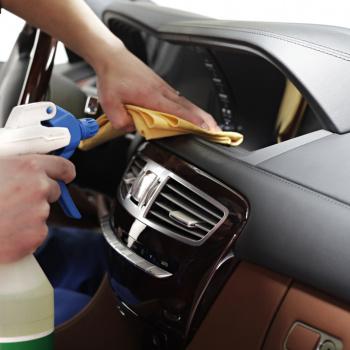 Greenline auto ķīmiskā tīrīšana Rīgā