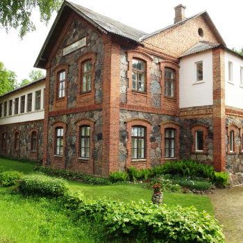 Jēkabpils novada Rubeņu bibliotēkas struktūrvienība Slatē